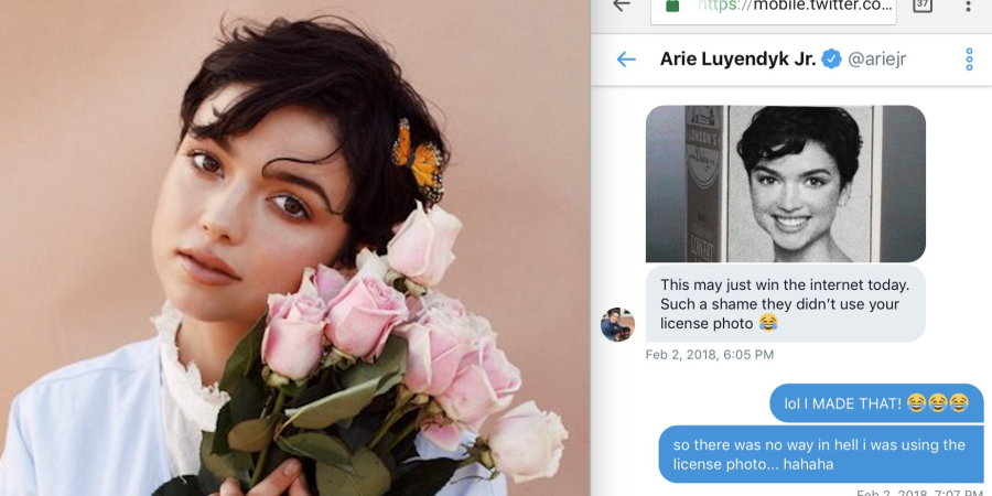 'Bachelor' Arie Tried To Slide Into Bekah M.'s DMs, So She Called Him Out OnTwitter