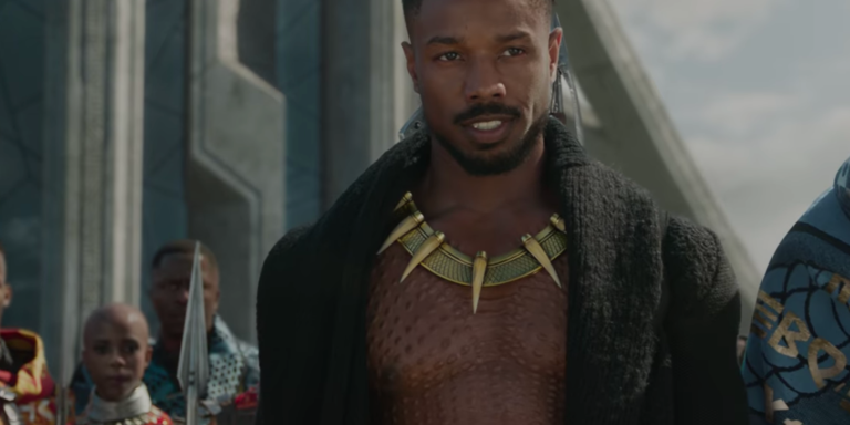 This Fan Thirsted Over A 'Black Panther' Actor So Hard, She Actually Broke HerRetainer
