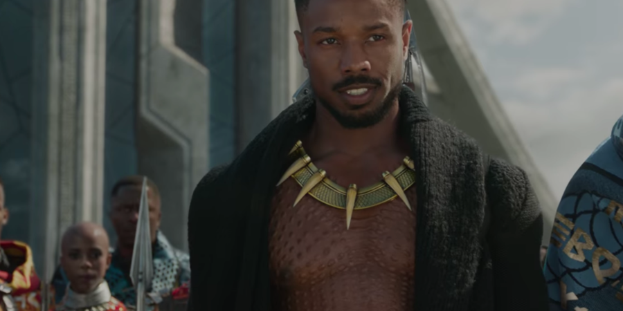 This Fan Thirsted Over A 'Black Panther' Actor So Hard, She Actually Broke Her Retainer