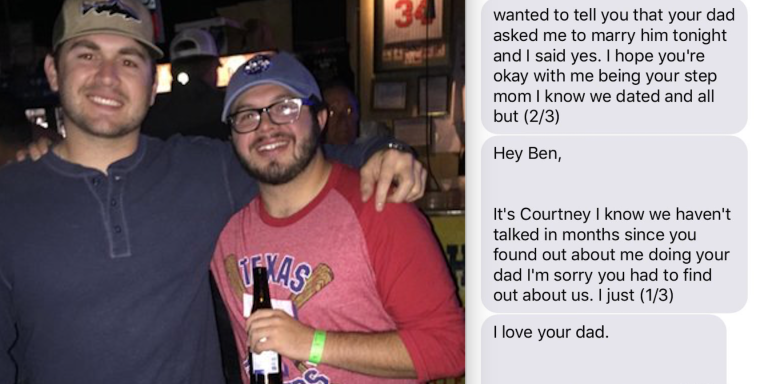 This Guy Got A Wrong Number Text And Somehow Ended Up In The Middle Of A Stranger's Wild FamilyDrama