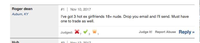 Topix forum