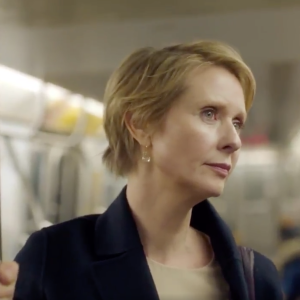 'Sex and the City' Star Cynthia Nixon Just Announced She's Running For New York Governor