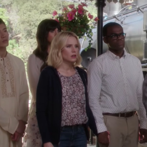 The Good Place Is The First Sitcom With Shit-Your-Pants Plot Twists
