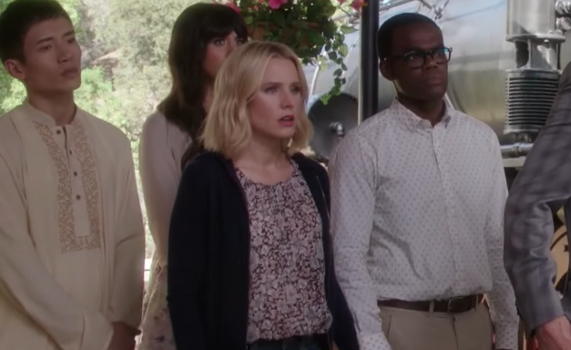 The Good Place Is The First Sitcom With Shit-Your-Pants PlotTwists