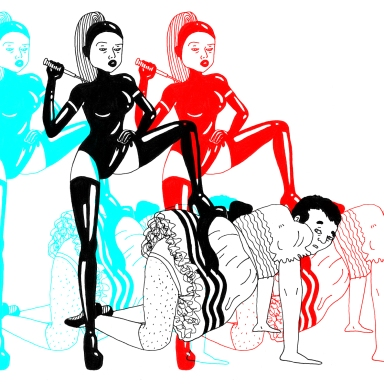 The Art Of Sissification: Is 'Sissy' A New Sexual Orientation?
