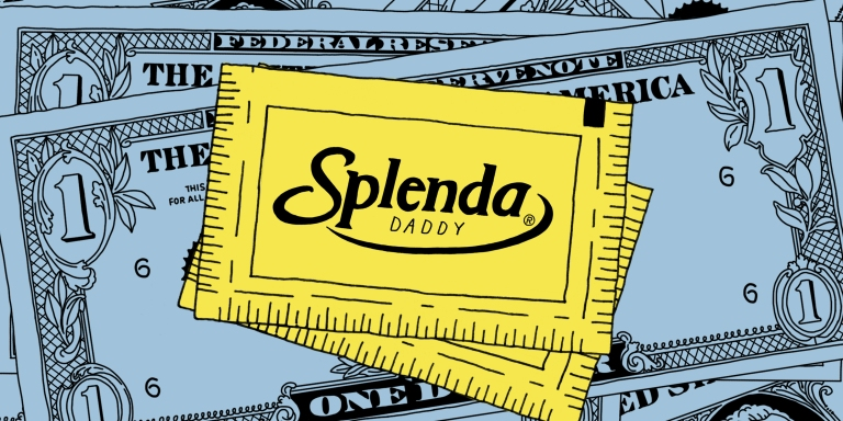 16 Hilarious Ways To Explain Exactly What A 'Splenda Daddy'Is