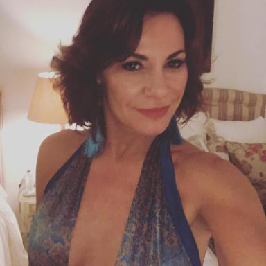 Luann de Lesseps Talks About Drinking 'At Least 7 Drinks A Day' Before Treatment