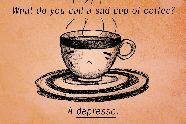 One liners jokes depression Hurricane Jokes