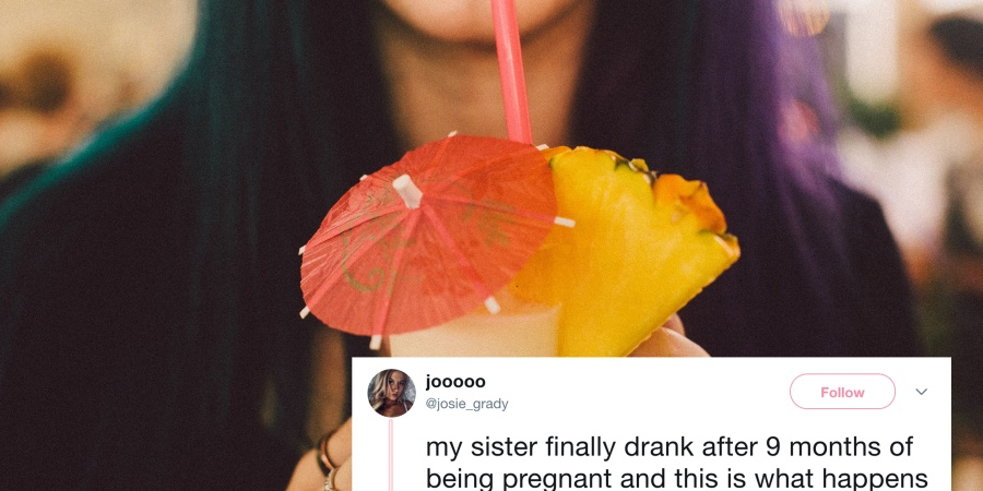 This Mom Got Drunk For The First Time Since She Gave Birth And Discovered This Hilariously Awesome Talent