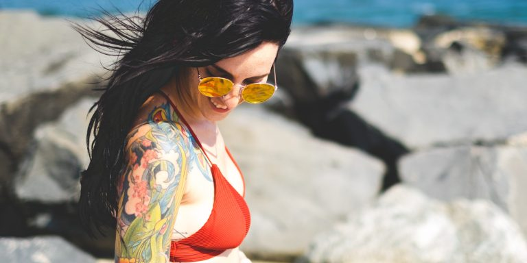 Girls With (More Than Four) Tattoos Are MoreConfident