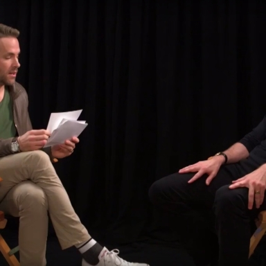 Ryan Reynolds Hilariously Trolled Hugh Jackman's Heartfelt Anniversary Tweet To His Wife