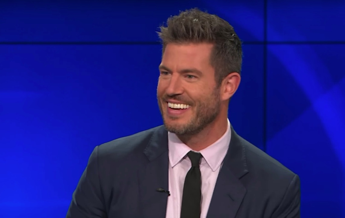 Jesse Palmer in an interview about DailyMail
