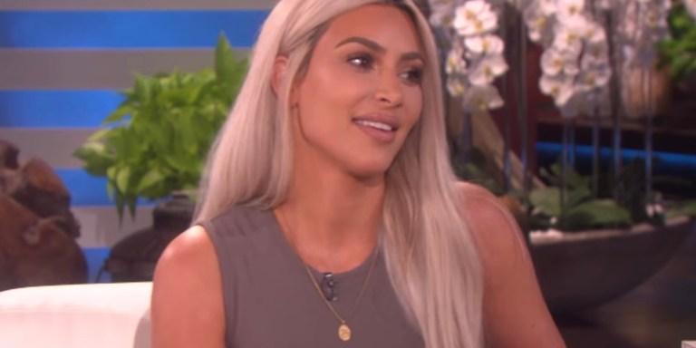Kim Kardashian Finally Spoke Out About Tristan Thompson's CheatingScandal