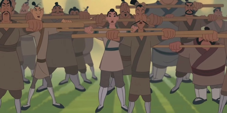 The Live-Action 'Mulan' Remake Might Be Missing This KeyCharacter