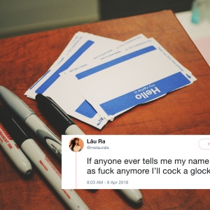 This 21-Year-Old Woman Just Found Out Her Name Is Actually A Pun And It's The Longest Running Dad Joke Ever