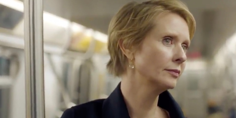 Cynthia Nixon Wants To Legalize Weed For This Very ImportantReason