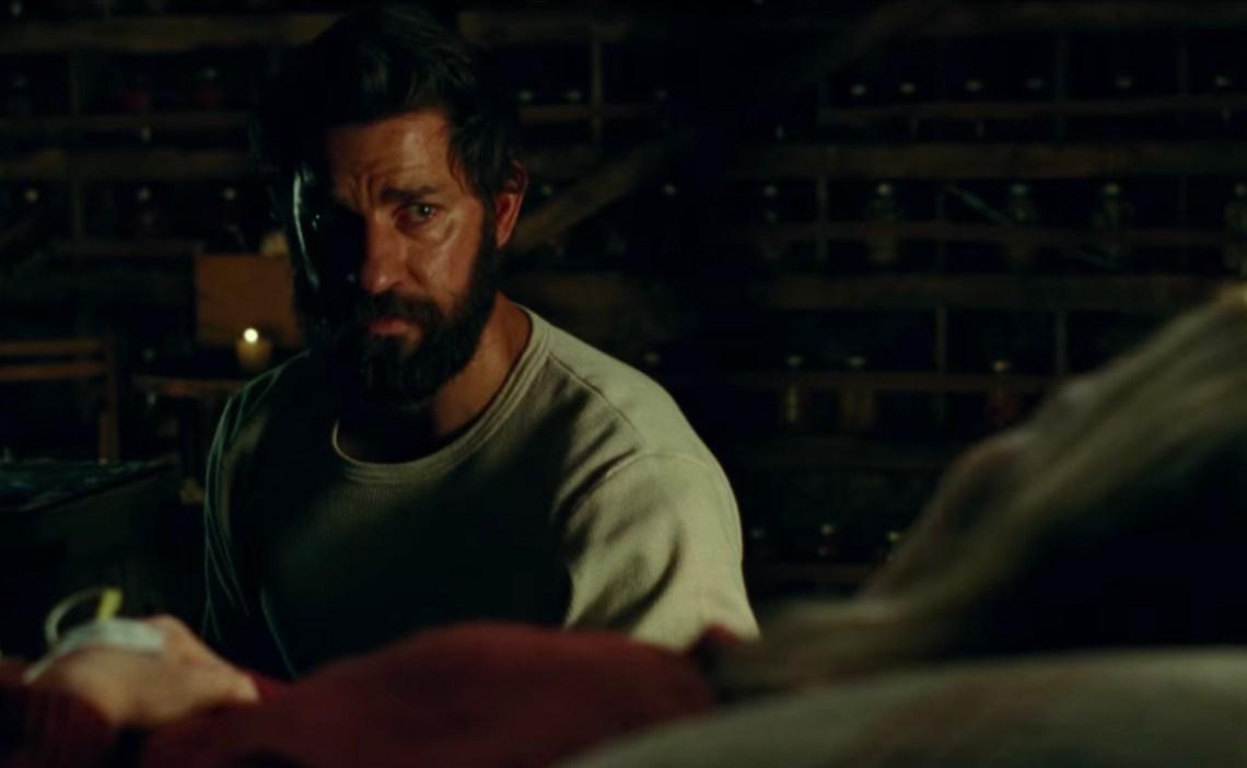 John Krasinski in A Quiet Place trailer