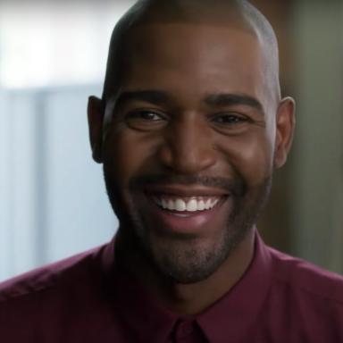 Karamo Brown from the 'Queer Eye' Trailer