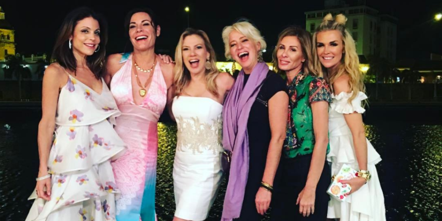Here Are The New Taglines For Each Housewife On This Season Of 'Real Housewives Of New YorkCity'
