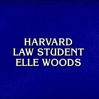 Here Are The Questions From The Actual 'Reese Witherspoon Movies' Category On Jeopardy!
