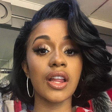 Here Are All The Drugstore Beauty Products Cardi B Wore In Her New Video