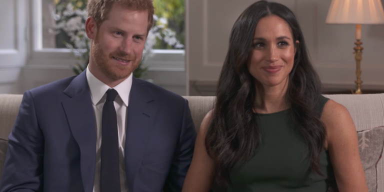'Lifetime's New Movie About Prince Harry and Meghan Markle's Love Story Looks So Bad It Might Actually BeGood