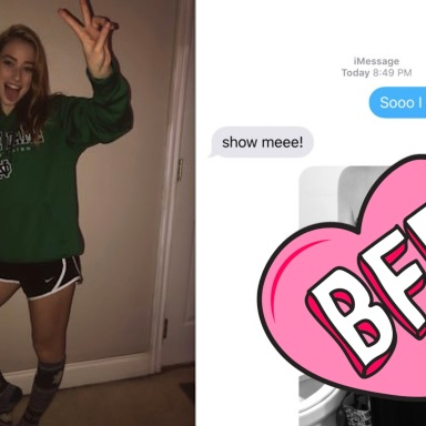Maddie Witham on twitter and her messages to her boyfriend