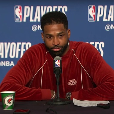 Tristan Thompson Finally Broke His Silence For The First Time Since The Khloe Kardashian Cheating Scandal