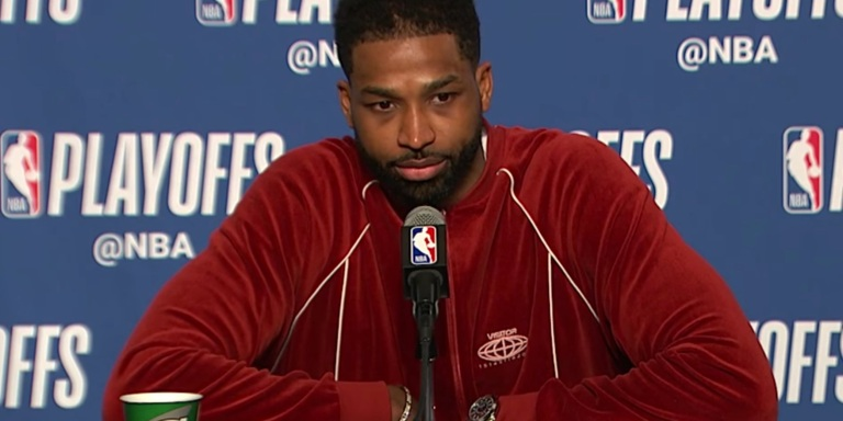 Tristan Thompson Finally Broke His Silence For The First Time Since The Khloe Kardashian CheatingScandal