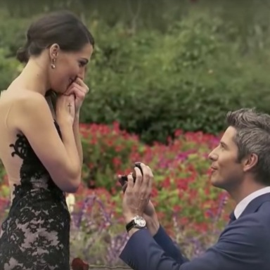 Becca Kufrin on the finale of The Bachelor