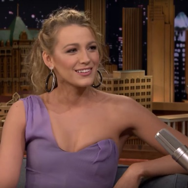 Blake Lively Just Deleted All Her Instagrams In The Creepiest Way