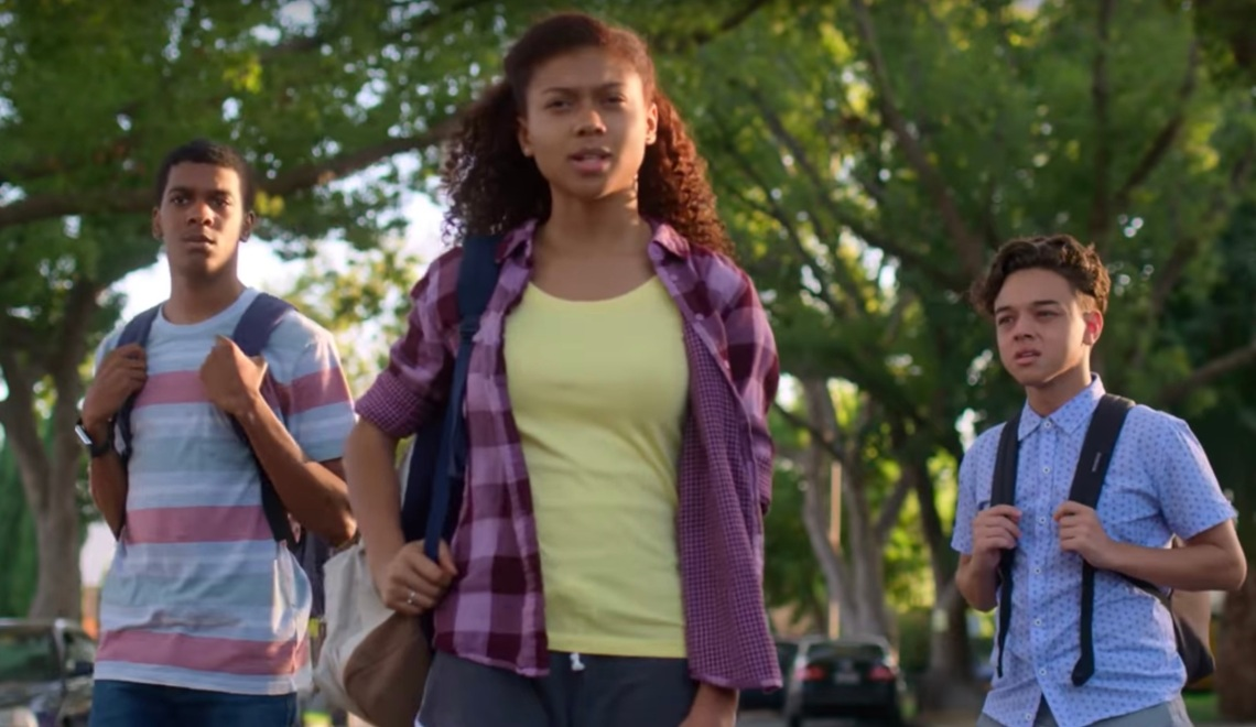 On My Block trailer for Netflix