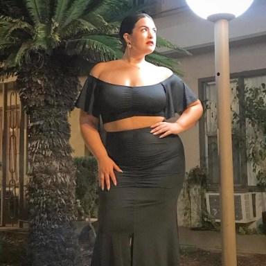Body Positive activist Carmen Rene