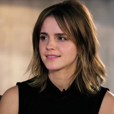 Emma Watson in an interview with Entertainment Weekly
