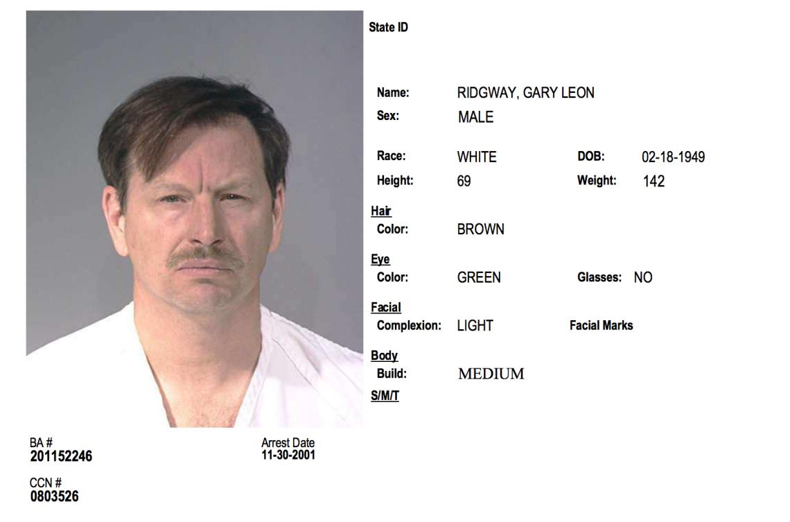 Gary Green River Killer