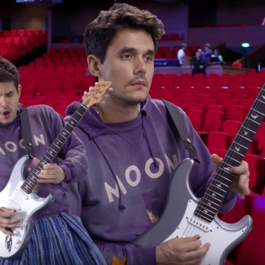 John Mayer's Hilarious Music Video For 'New Light' Is So Bad It's Actually Good