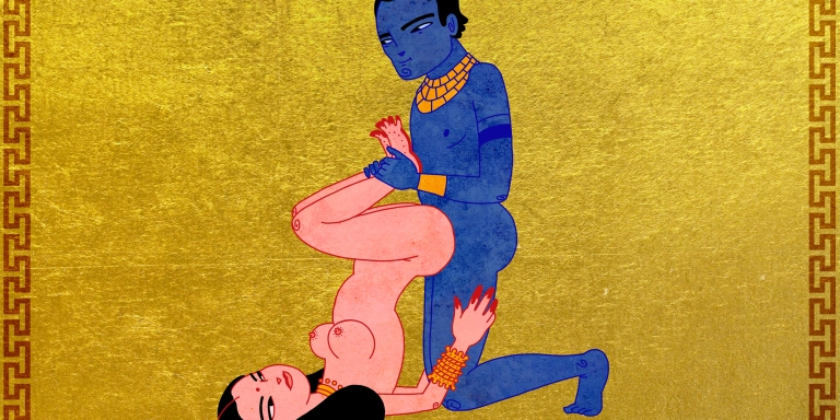 10 Kama Sutra Positions That Will Give You An Explosive Orgasm