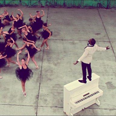 kanye runaway music video still