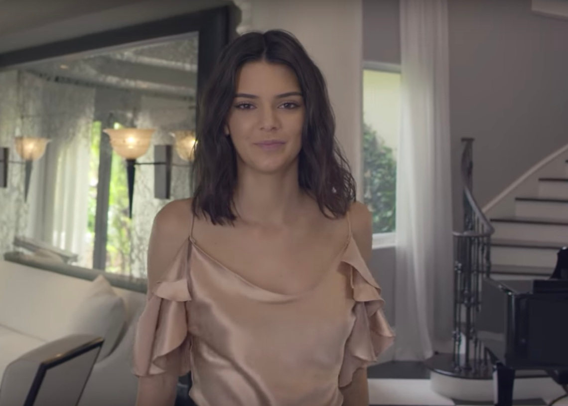 Kendall Jenner interview with Vogue