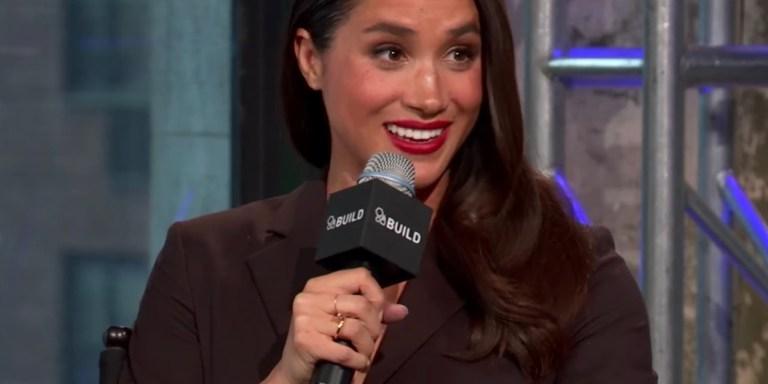 Meghan Markle's Stylist Spilled The Future Royal's Best BeautySecrets
