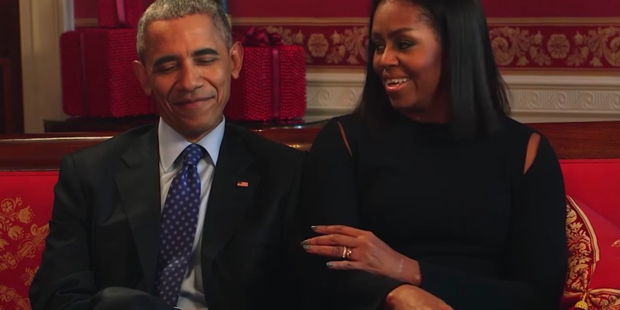 Barack And Michelle Obama Just Signed A Multi-Year Agreement To Produce Content ForNetflix