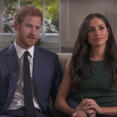 This Is Who Will Walk Meghan Markle Down The Aisle (And No, It's Not Her Dad)