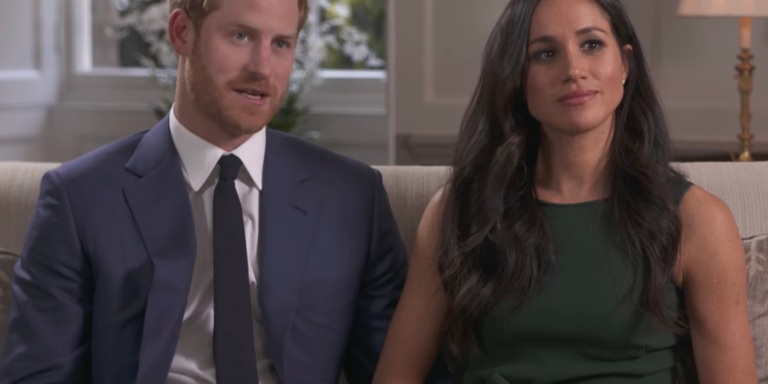 This Is Who Will Walk Meghan Markle Down The Aisle (And No, It's Not HerDad)