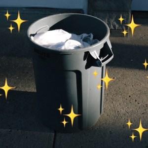 PSA: I'm Trash, Thank You For Listening