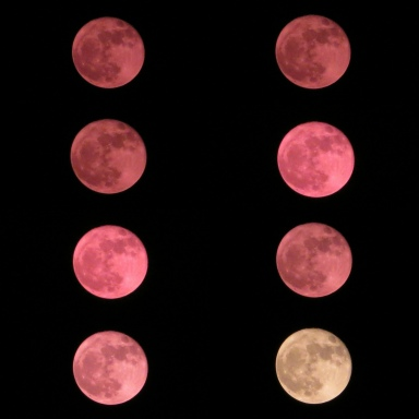 Here's How June's 'Rose Moon' Will Affect You