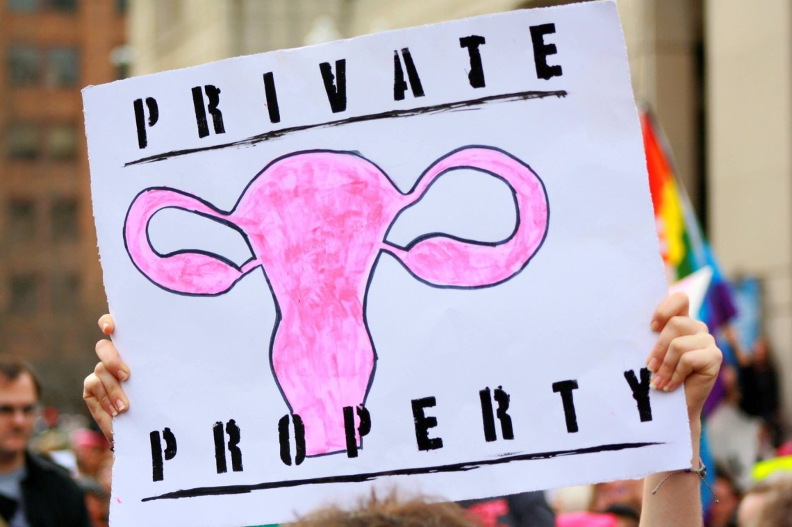 woman's reproductive rights