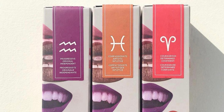 This Astrology-Themed Lipstick Is Here Just In Time For CancerSeason
