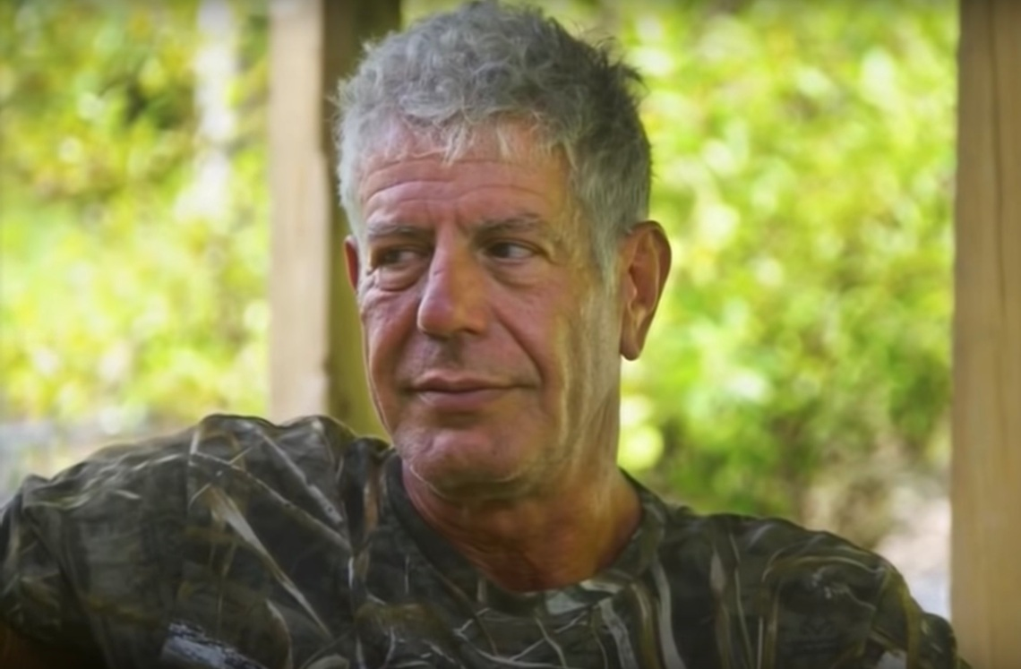 Anthony Bourdain in Parts Unknown