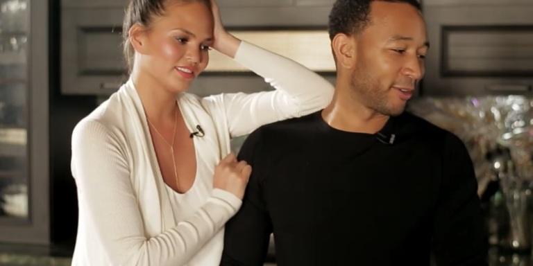 Chrissy Teigen Trolled John Legend With This Perfectly-Executed Instagram