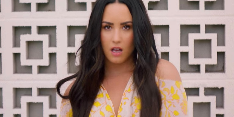 Demi Lovato Reveals She's Relapsed After 6 Years Of Sobriety In NewSong